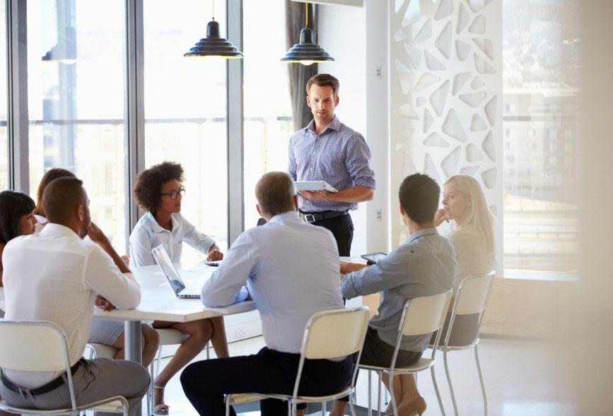 5-E MODELL  –  5 essenzielle Führungsaufgaben